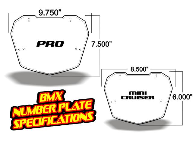 2016 BMX PROLITE SPECS