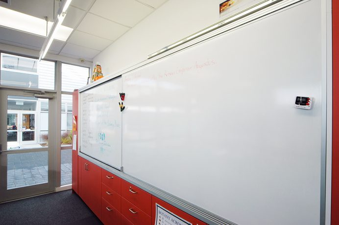 Whiteboard Cabinet  Potter Interior Systems