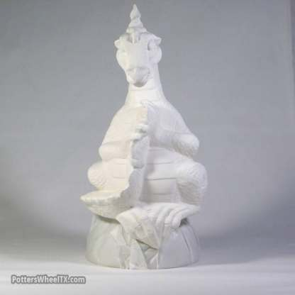 Dragon Shelf-Sitter - Front View