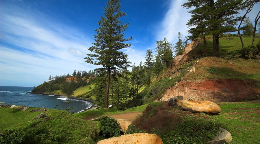8 Day Norfolk Island