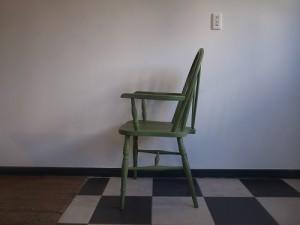 chair green04