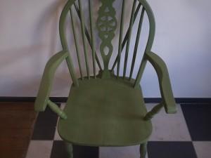 chair green09
