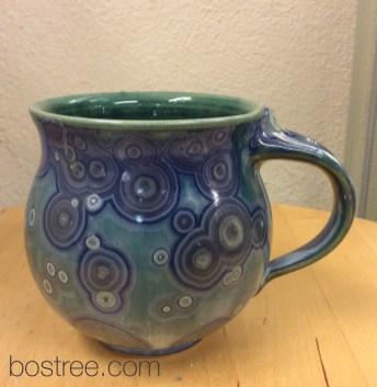 Crystalline Mug