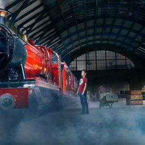 Vydejte se na kouzelnou cestu do studií Harryho Pottera