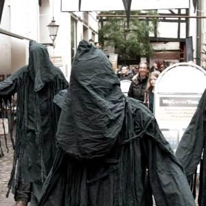Dánsko ožilo festivalem Harryho Pottera