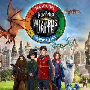 Už jste slyšeli o Wizards Unite Fan Festivalu?