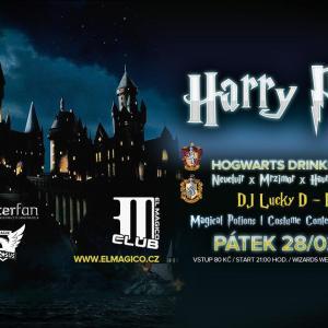 Únorová Noc s Harry Potterem