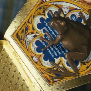 Tajemství čokoládových žabek