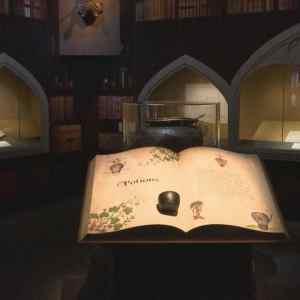 """Unikátní britská výstava """"Harry Potter: A History of Magic"""" u vás doma!"""