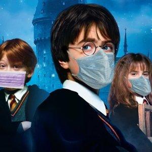 Koronavirus v kouzelnickém světě