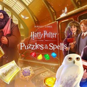 Harry Potter: Puzzles & Spells přichází do vašich mobilů