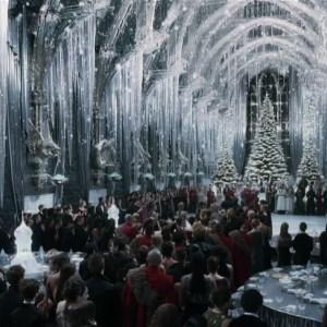 Vánoční ples v Bradavicích: jak byste si jej užili vy?