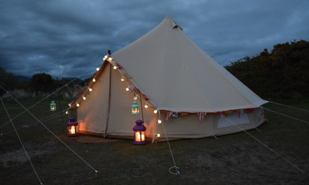 Dusky Deer 5m Bell Tent Review