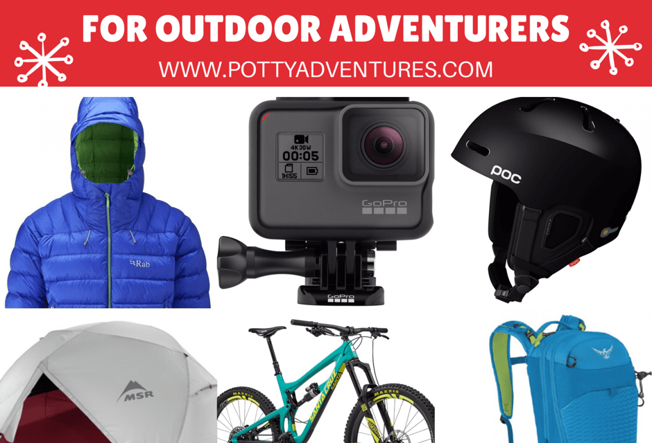 The Ultimate Christmas Wish List For Outdoor Adventurers