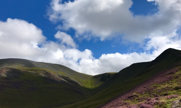 Skiddaw Via Ullock Pike: The Best Route Up This Lake District Giant