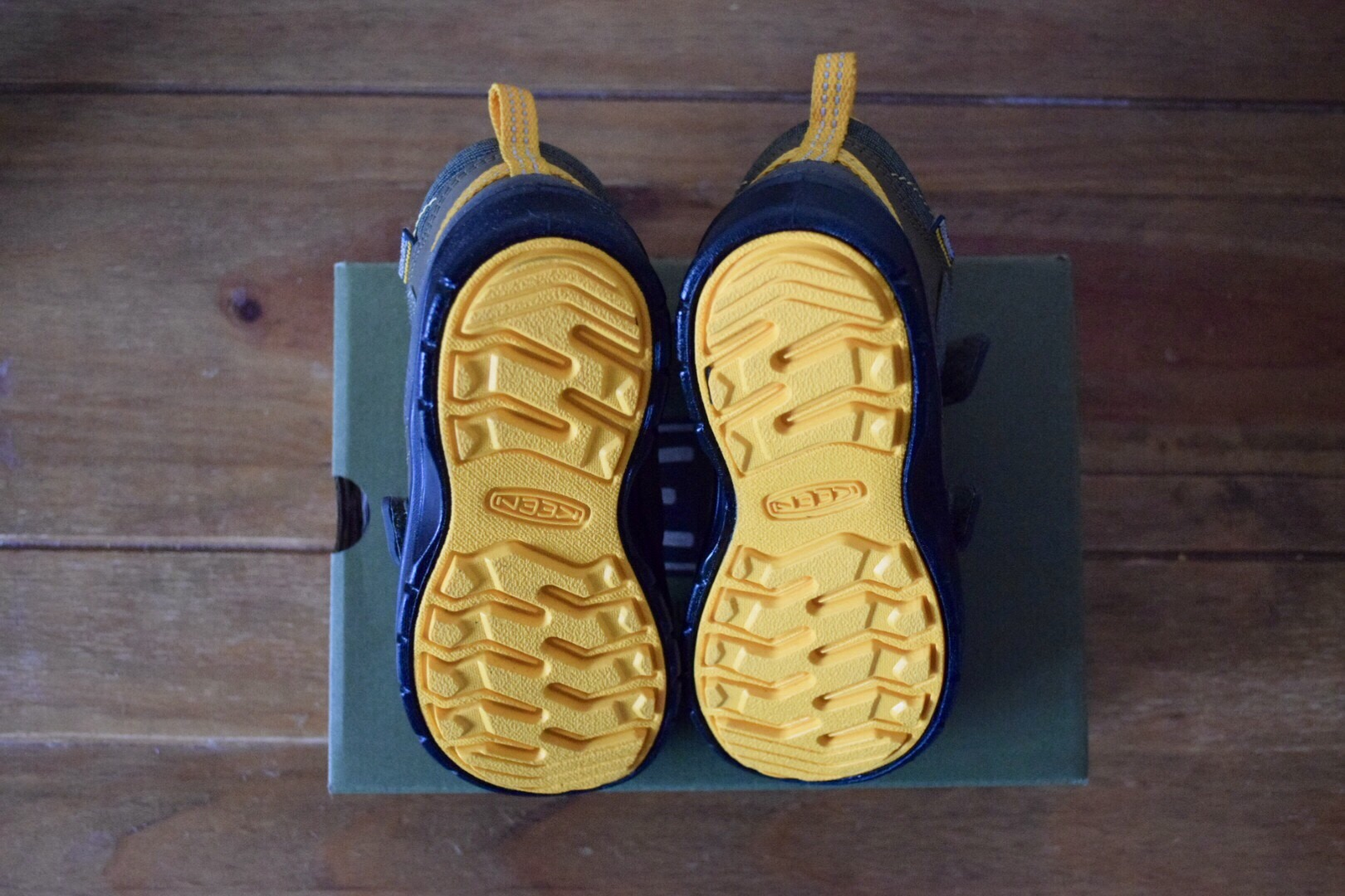 Keen Hikeport