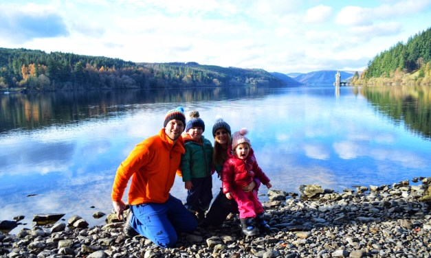 Lake Vyrnwy Family-Friendly Hike