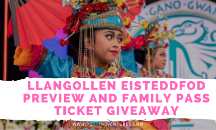 Llangollen International Eisteddfod 2018 Preview and Ticket Giveaway!