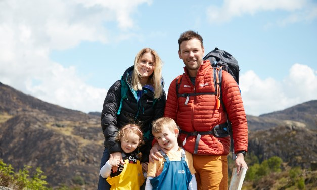 Why it's Vital You GetOutside This National Walking Month