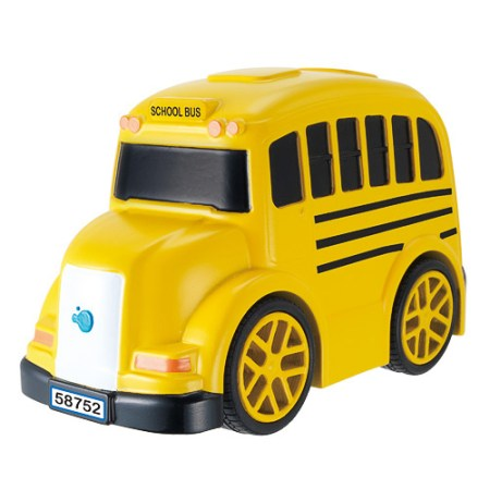 kisautó iskolabusz