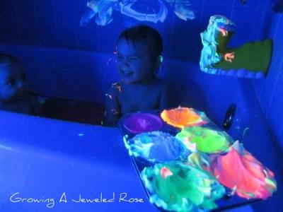 UV festék-fürdetés