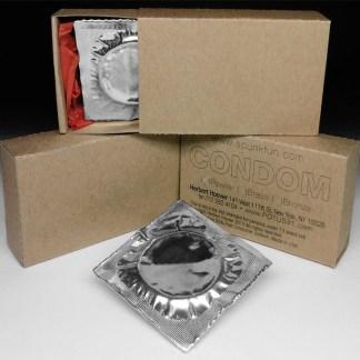 Pewter Condom