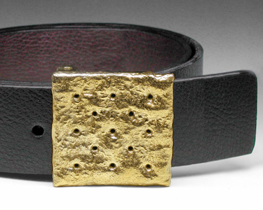 Cracker Belt Buckle