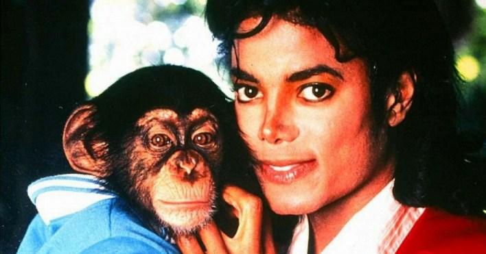 Curiosidades sobre Michael Jackson, Seu Melhor Amigo era um Animal