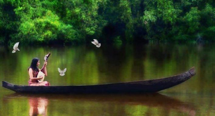 5 Características Comuns em Pessoas do Signo de Peixes, Rio Fluindo