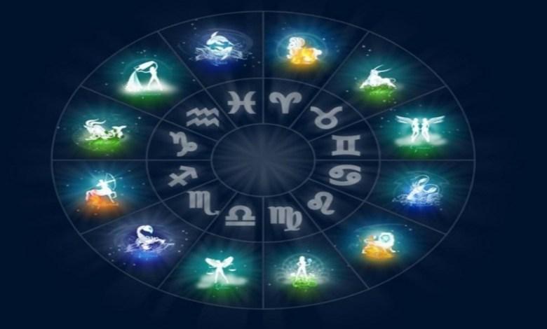 Representação das 12 cadas do zodíaco.