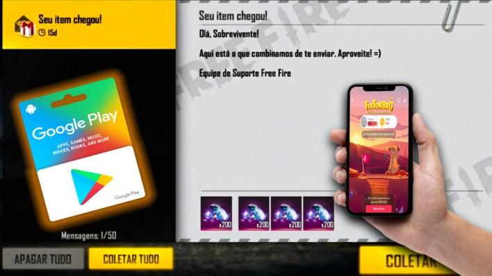 8 Apps para saldo e conseguir diamantes no Free Fire