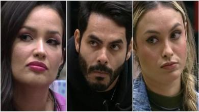 Juliette, Rodolffo e Sarah | Paredão BBB21 - GloboPlay.