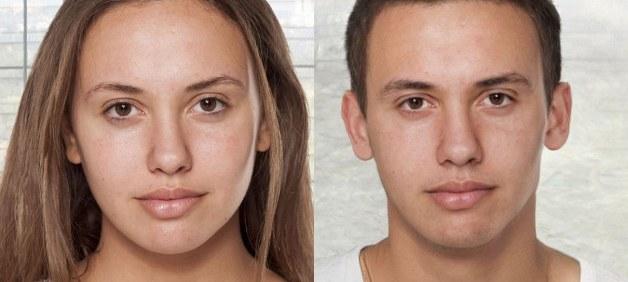 App que muda o rosto de homem para mulher