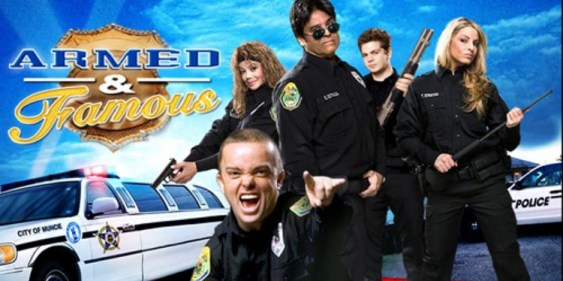 Armed & Famous - CBS