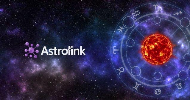 Fazer Mapa Astral com Astrolink