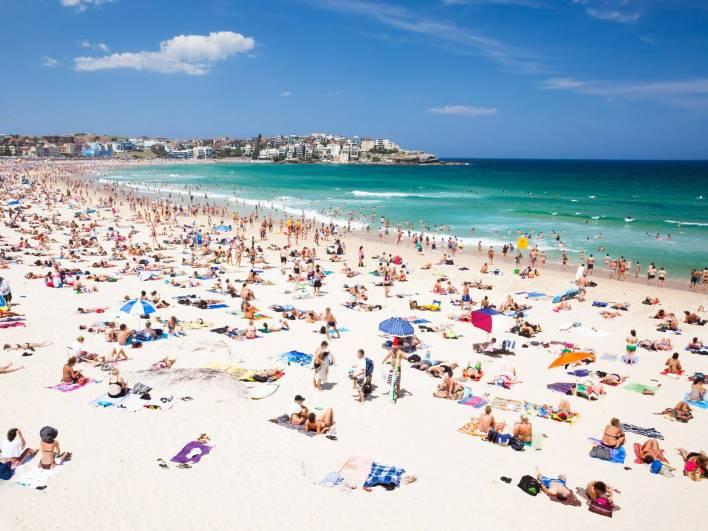Austrália Tem a Maior População Costeira do Mundo