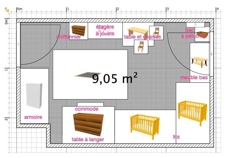 Chambre Ado 9m2 D Co Chambre Ado 9m2 Exemples D 39 Am