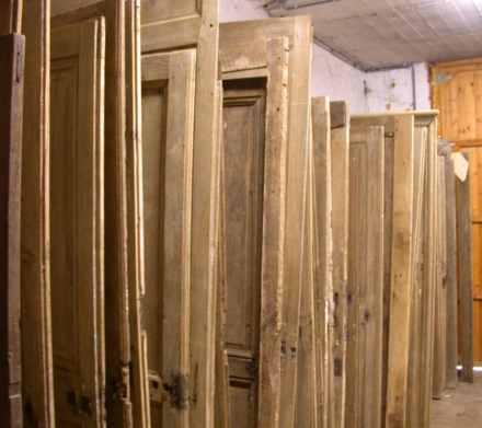 Portes Anciennes Chne Et Htre Pougin Antiquits