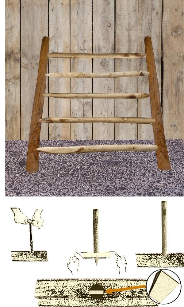 Construire des perchoirs pour poules mod les for Faire mes propres plans