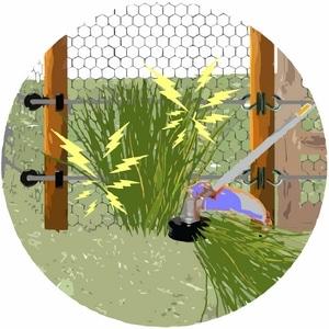 nettoyage clôture électrique
