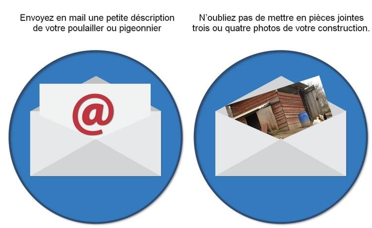 envoi mail