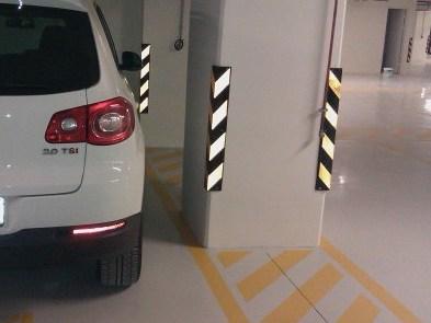 συστήματα parking και οδικής ασφάλειας