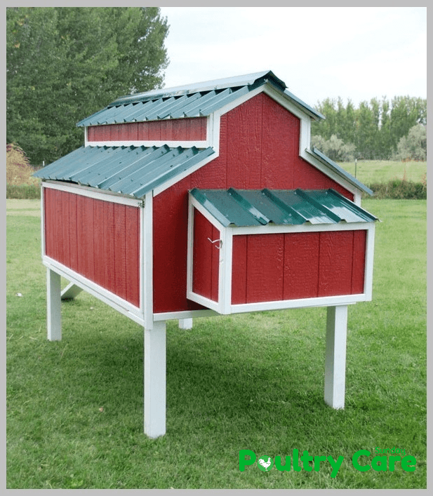 34 Free Chicken Coop Plans Ideas That You Can Build On: 25 DIY Chicken Coop Plans And Ideas That Are Easy To Build