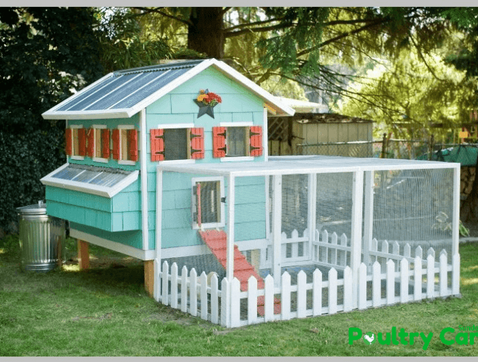 Chicken-Condo-Coop Plan