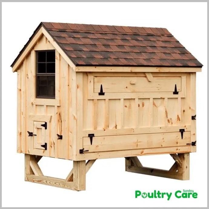 Chicken House Plans Chicken House Designs: 10 Pallet Chicken Coop Plans And Ideas