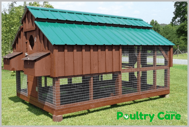 Double_Story_Chicken_Coop