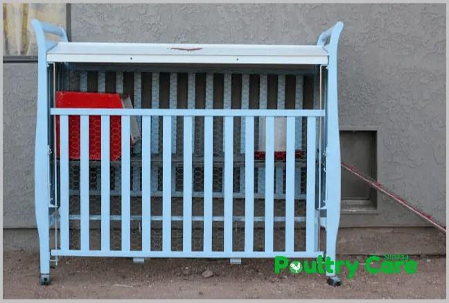 Crib Chicken Coop