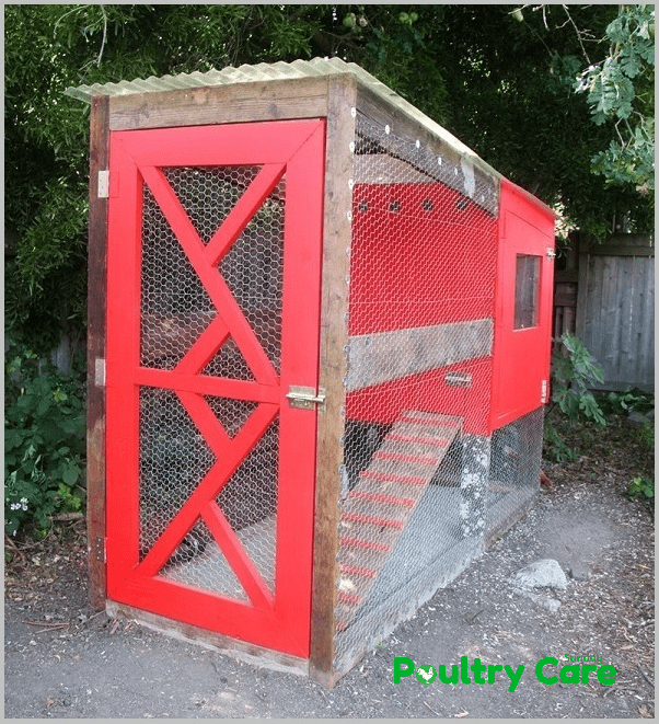 Smart Design Chicken Coop