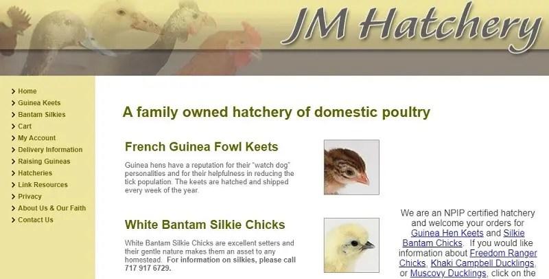 J&M Hatchery