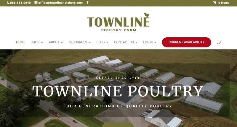 Townline hatchery